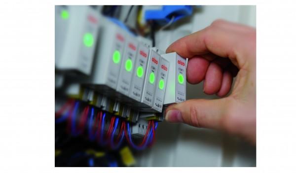 DigitalSTROM-Installation im Sicherungskasten