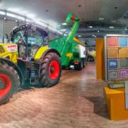 Claas IT-Messe CeBIT 2014 Halle 12 Machine2Machine