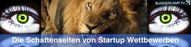 Bloggercamp.tv-Startup-Wettbewerbe