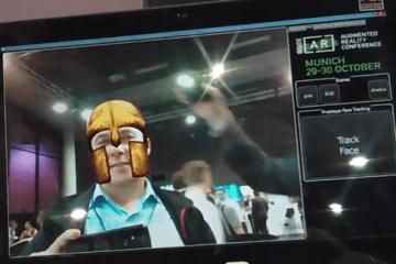 Das Holodeck wird bald Realität – Die Highlights der Augmented Reality Messe #InsideAR 2014