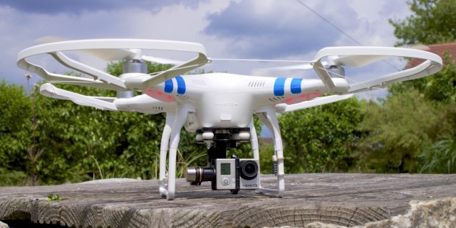 DJI Phantom 2 Multikopter Foto Schleeh