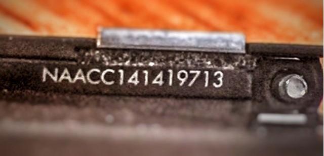 Seriennummer der defekten Google Glass