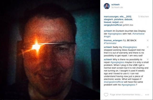Instagrambild vom Account @sergeybrinofficial geliked