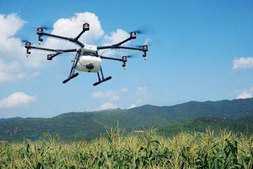 Drohne spürt Wildschweine im Mais auf – Bloggercamp.tv Sendung am 8. Januar