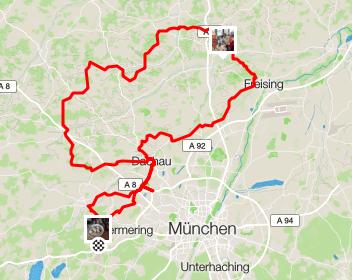 die erste Marathon Distanz im neuen Jahr