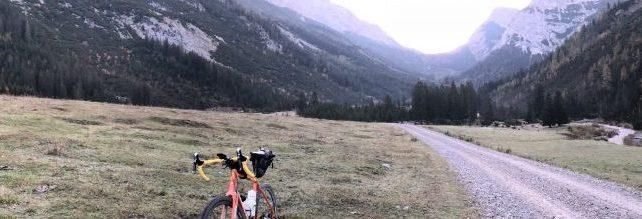 Karwendel-Wetterstein Gravelrundfahrt