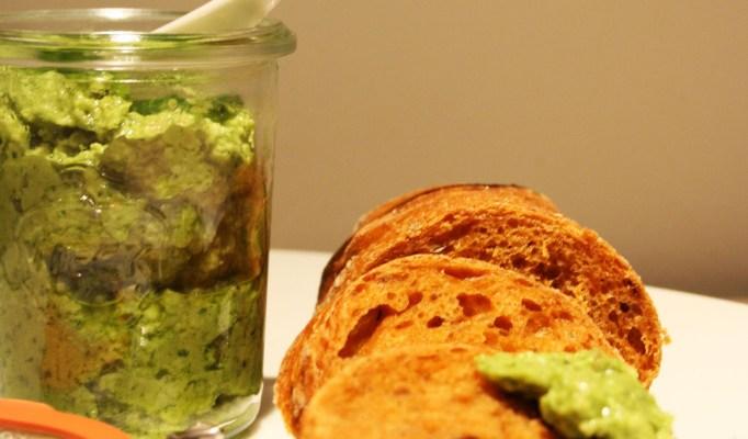 Halb Mexikaner, Halb Asiate – Und Lecker: Avocado-Koriander-Pesto