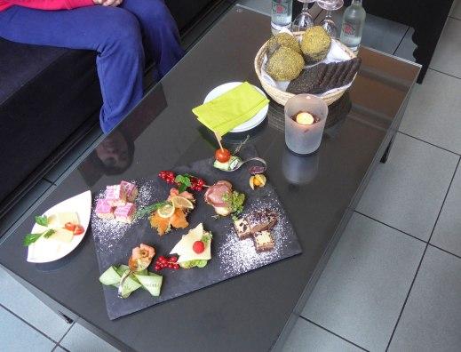 """Schwarzes Gold"""" Kaffeepause zum Thema Moor im Hotel Vital Zum Stern (1)"""