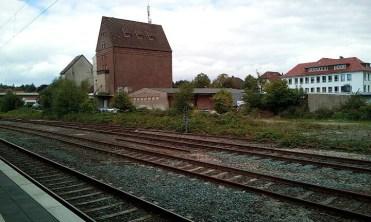 Bahnhof im Irgendwo