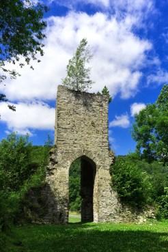 Landsteiner Kirchenruine