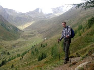 Ab und an muss es auch ins Hochgebirge gehen. Hier in Osttirol, nahe Lienz.