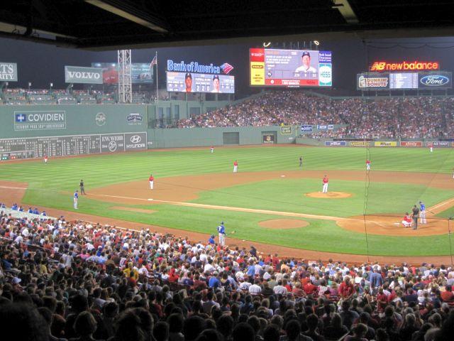 fenway in boston