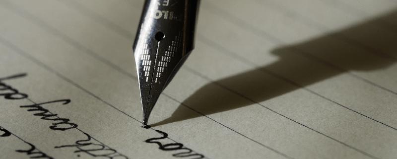 penwriting