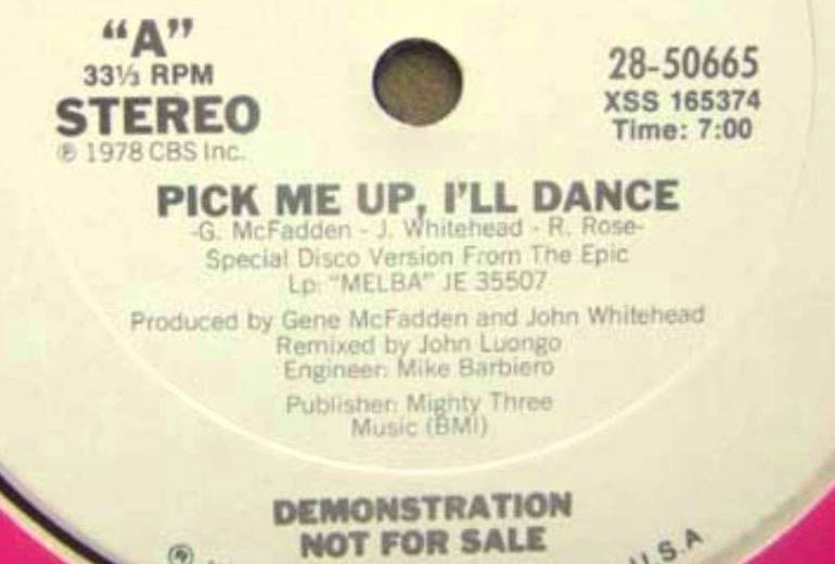 Sam Records Extended Play Disco Classics RARE - sevenmodels