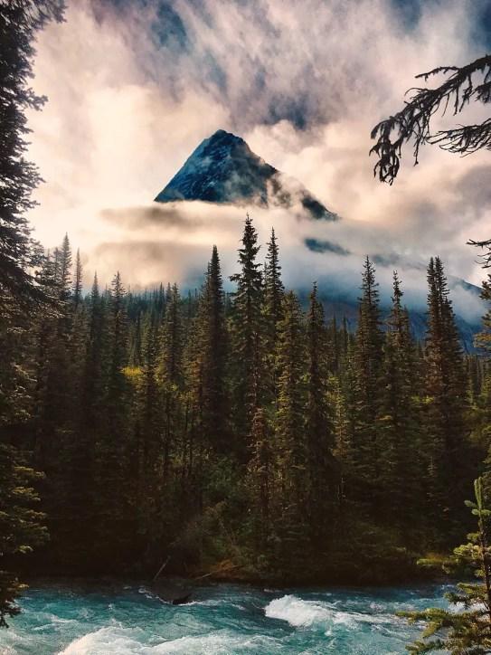 Mount Robson Sunrise British Columbia, Canada