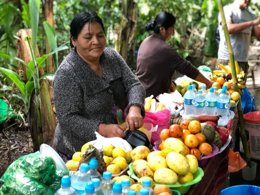 Epic Peru Inca Jungle Trek Fruit