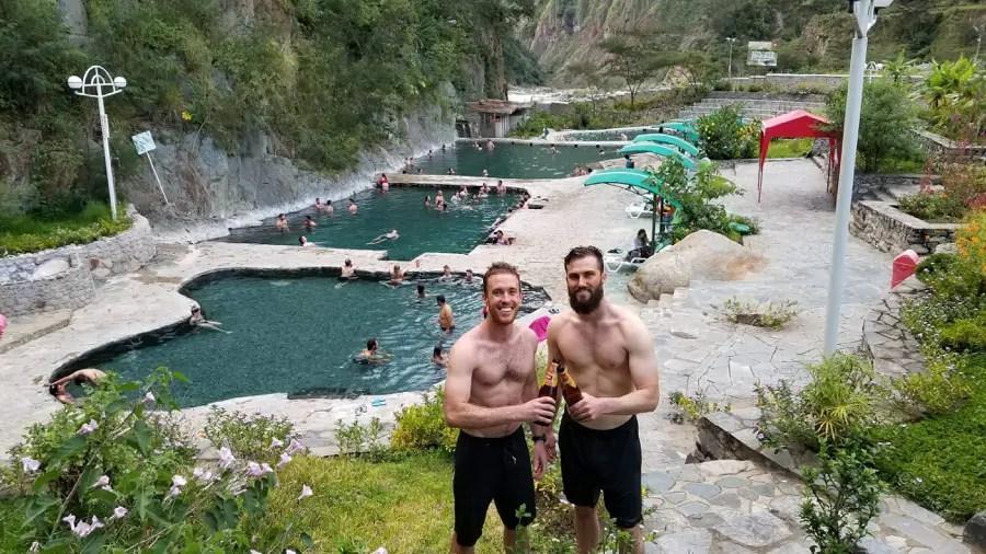 Epic Peru Inca Jungle Trek Hot Springs