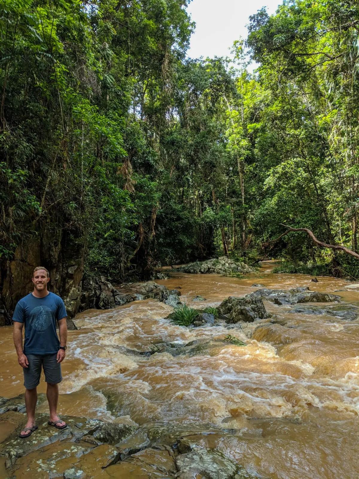 Jumrum Creek Walk Kuranda Australia