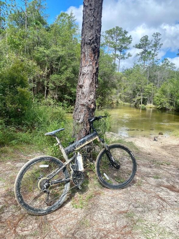 Ranger Road Mountain Biking Fort Walton Beach, FL