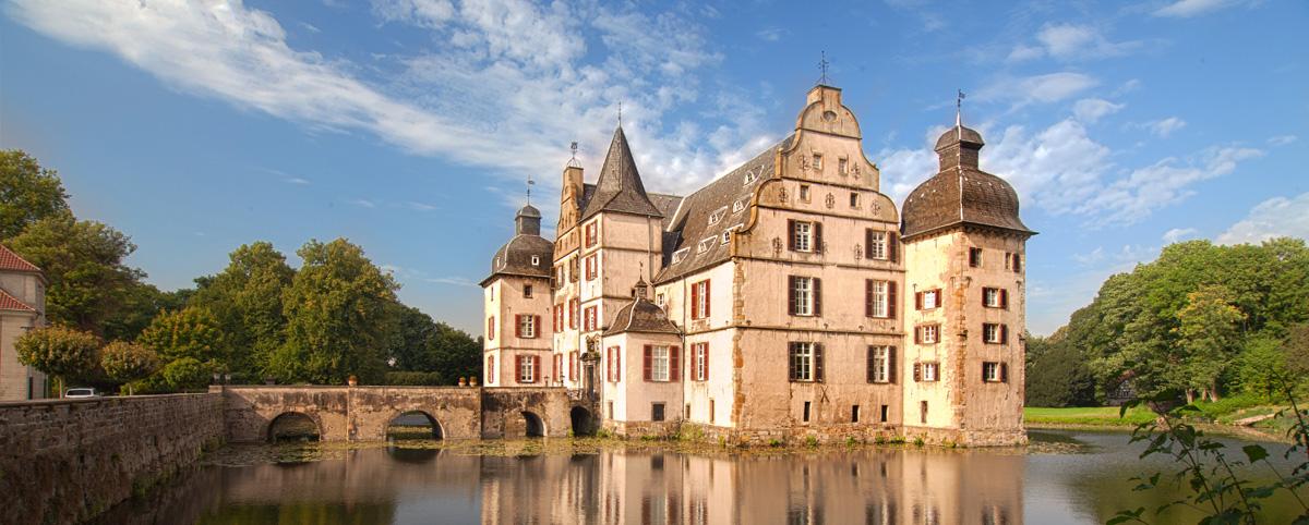 Billedresultat for Wasserschloss Haus Bodelschwingh