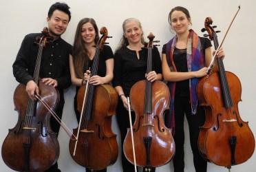 """4 Violoncellos Celloquartett """"Cellissimo grazioso"""""""