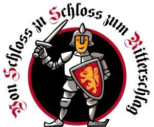 Logo Rittertrail Schlösser Thunersee