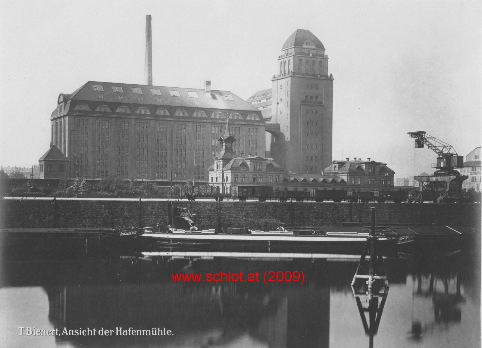 Hafenmühle-1930