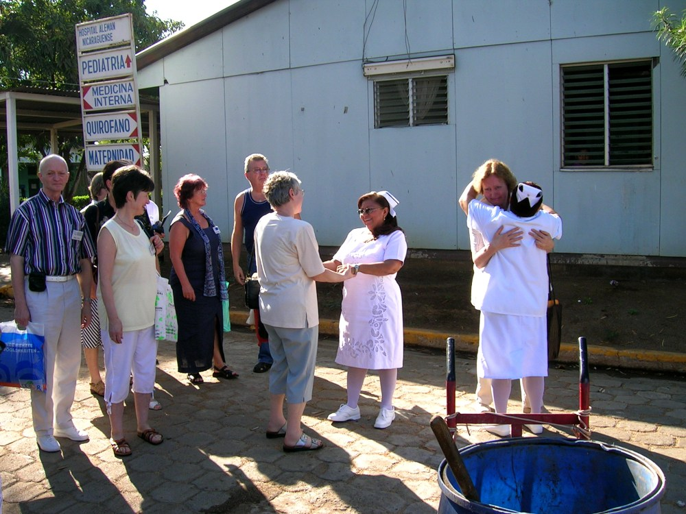 Projekt 150 - Wie eine Gruppe von Ärzten ein voll funktionstüchtiges Krankenhaus in Nicaragua aufbaute (6/6)