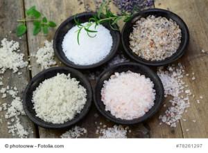 Salz bei Arthrose