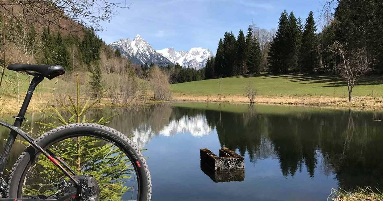 festspiele erl mountainbiken am nachmittag