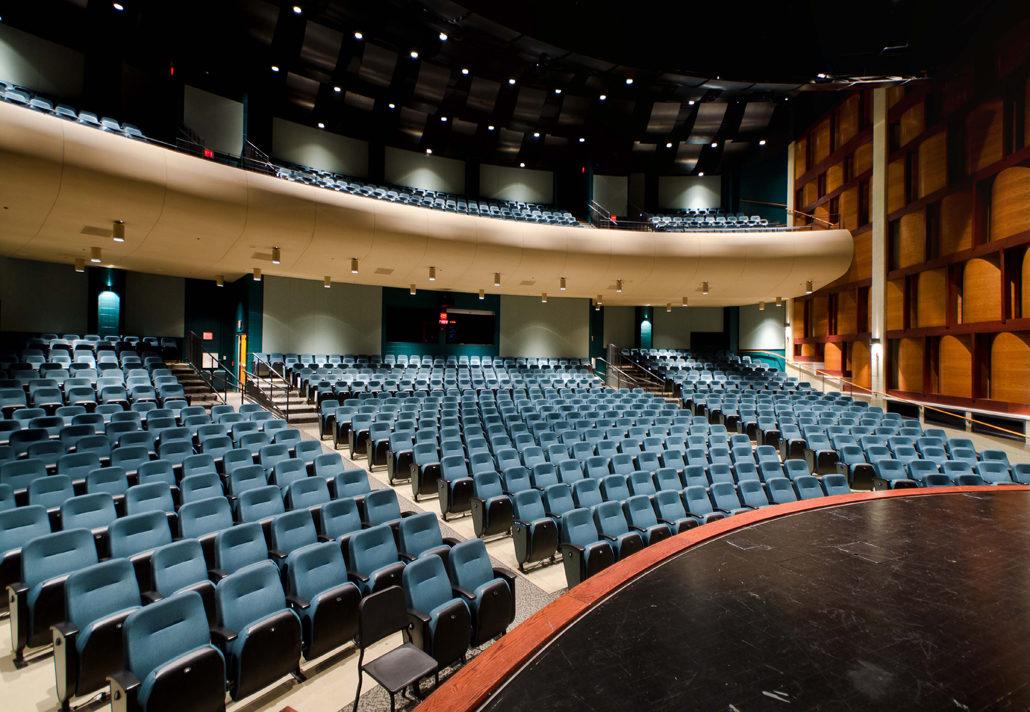 Warsaw Performing Arts Center K 12 Architect Schmidt