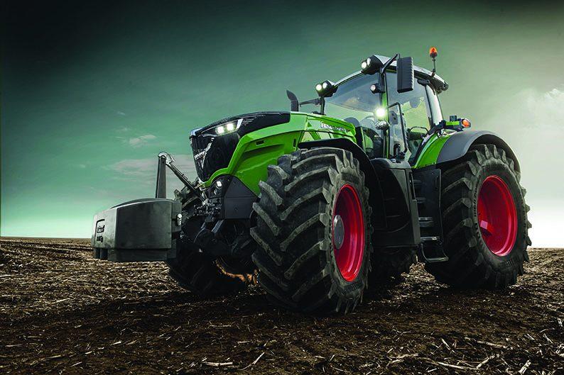 New Fendt Tractor