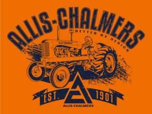 Allis Chalmers WD45 Tshirt