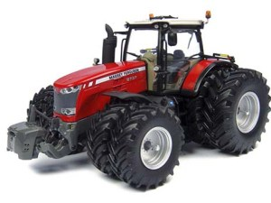 Massey Ferguson Toy Tractor