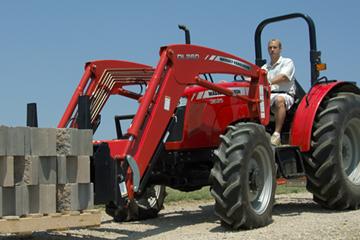 Massey Ferguson Utility Tractors