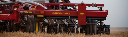 Sunflower Air Drill