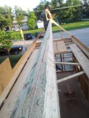 tiny house ridge beam ventilation