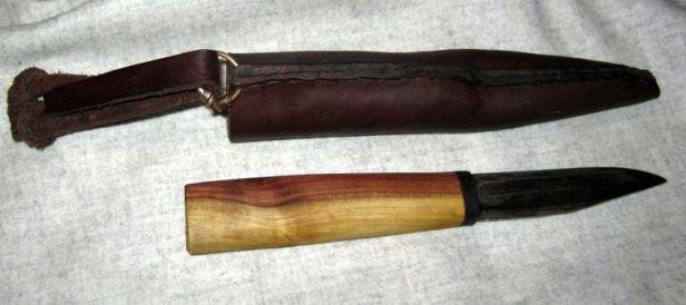 hochmittelalterliches Messer