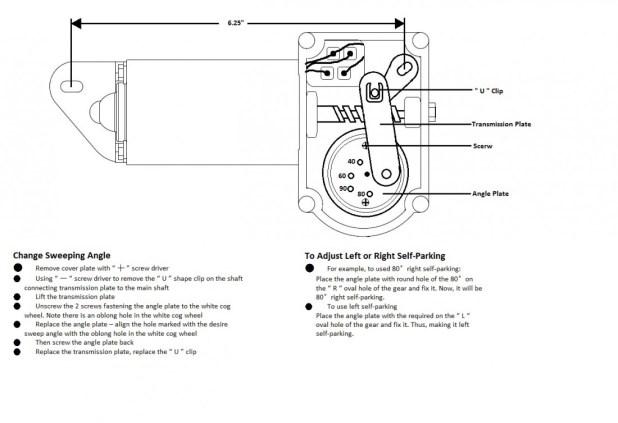 roca wiper motor. Black Bedroom Furniture Sets. Home Design Ideas