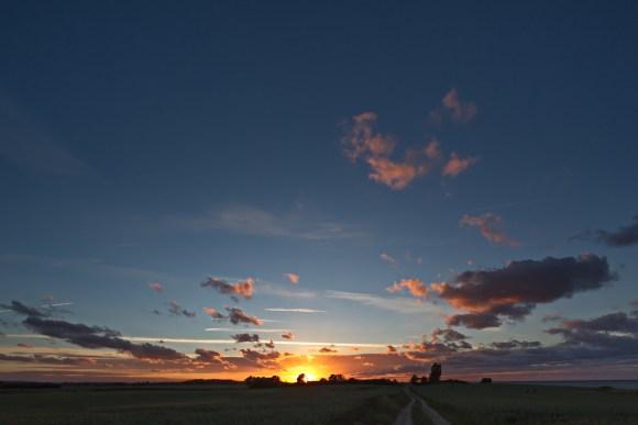 Sonnenuntergang-Hohwachter-Bucht-3