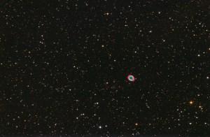 Hintergrundgalaxie-M57
