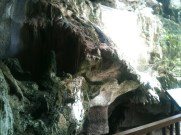 Rocks in Bat Cave, Langkawi