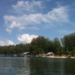 Peaceful Fishing Village, Langkawi