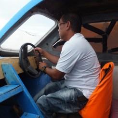 Menumbok Speedboat Driver to Labuan
