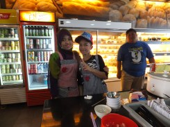 Fook Yuen Cafe Bakery Friendly Staff