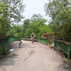 Pulau Ubin Bridge