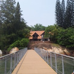 Overview of Chek Jawa House No. 1