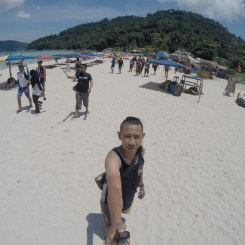 Pulau Perhentian Kecil Long Beach - GPJB to Kincir Angin Credits to Kostonguy