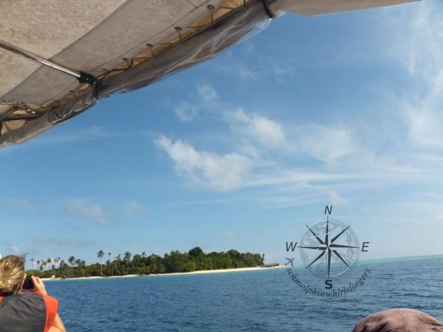 Explore Sabah, Mantabuan Island, Semporna 2014 - Almost there!