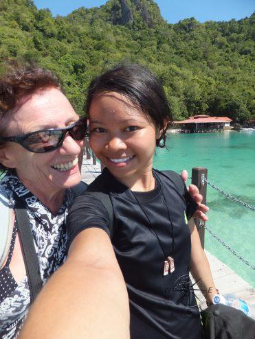 Explore Sabah Day 19: Bohey Dulang, Semporna – The Italian Lady